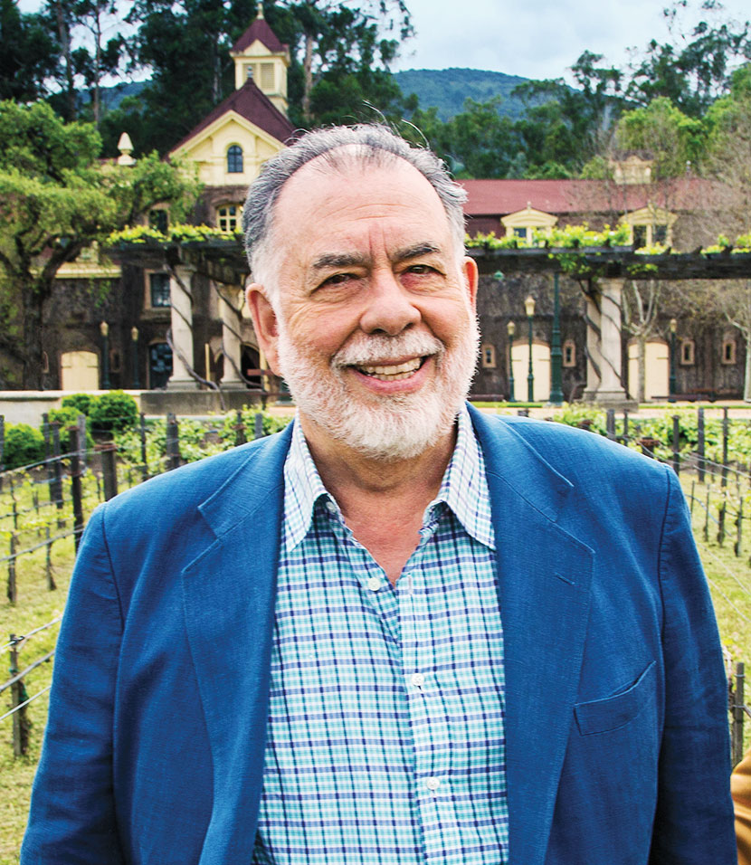 francis ford coppola leaders of wine wine spectator 39 s. Black Bedroom Furniture Sets. Home Design Ideas
