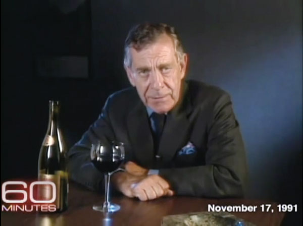 60 Minutes anchor Morley Safer