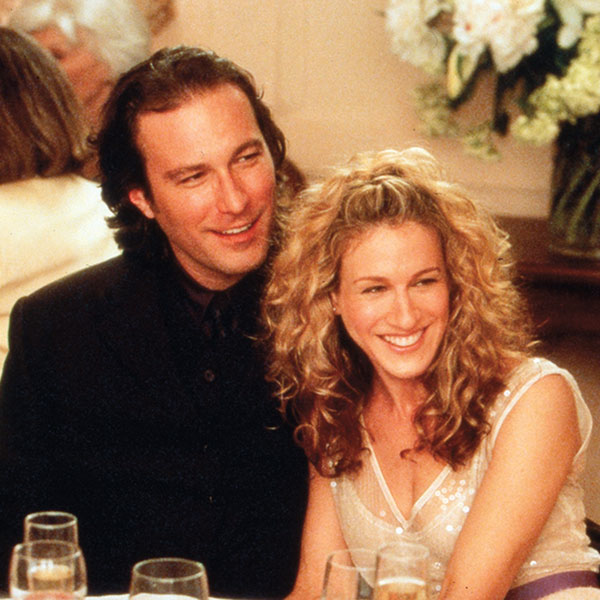John Corbett and Sarah Jessica Parker on Sex and the City; Chardonnay flowed on the hit TV show