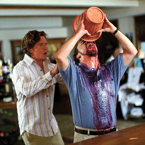 Thomas Haden Church and Paul Giamatti in Sideways
