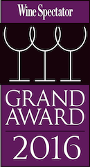 Wine Spectator Grand Award color